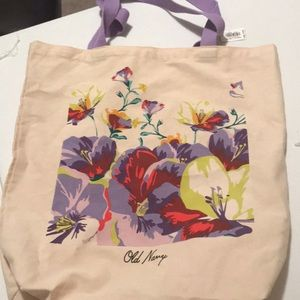 NWT old Navy Tote